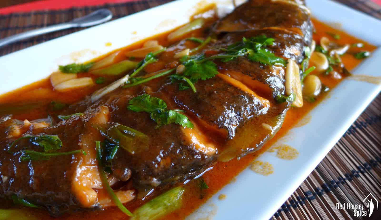 Sweet and sour fish in 20 mins | Red House Spice