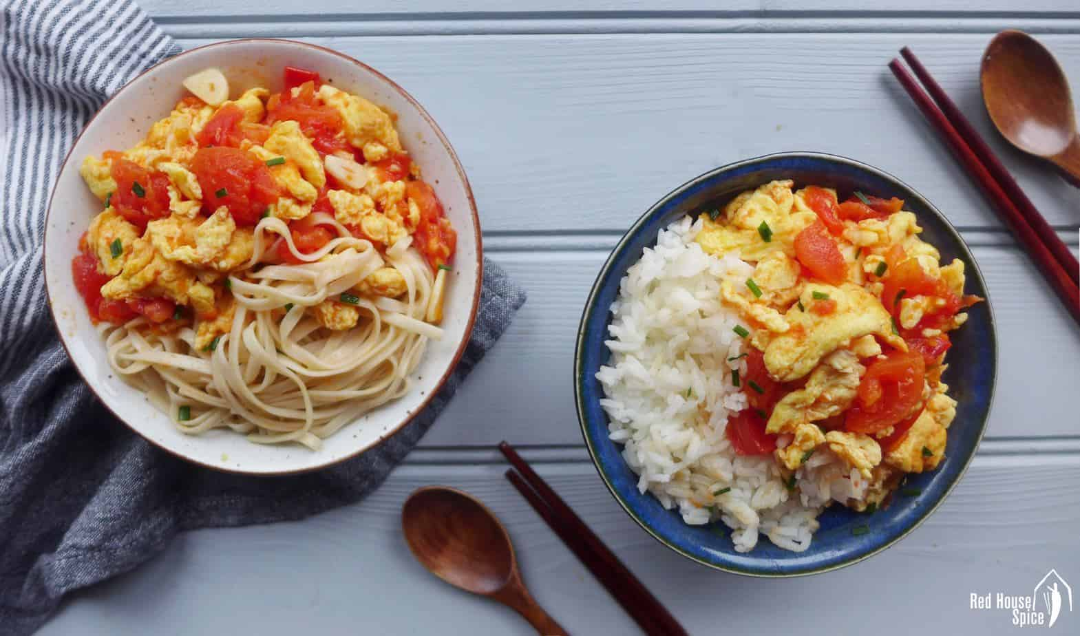 Tomato and egg stir fry red house spice forumfinder Choice Image