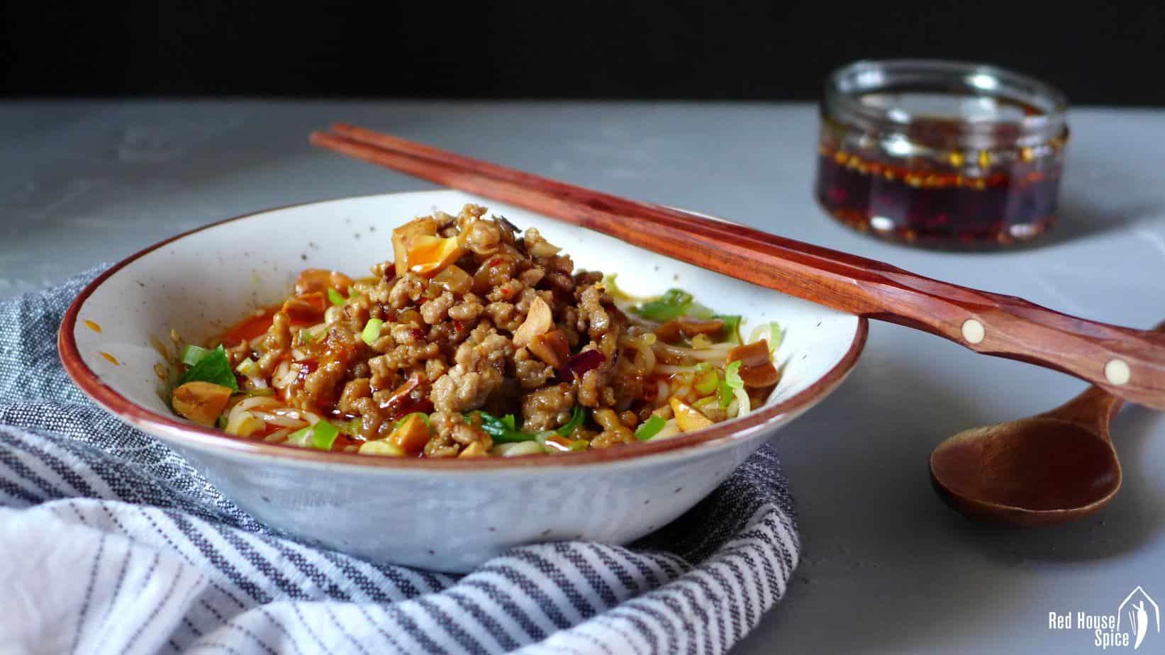 Dan Dan Noodles: a street food wonder – Red House Spice