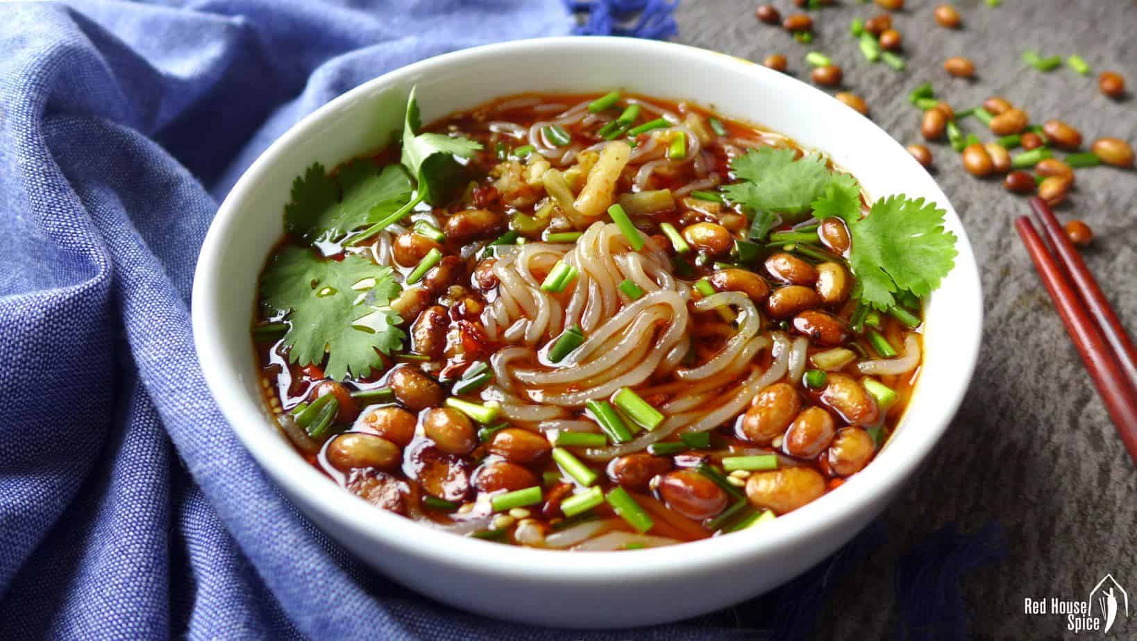 Hot And Sour Soup Bowl