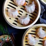 Crystal shrimp dumplings