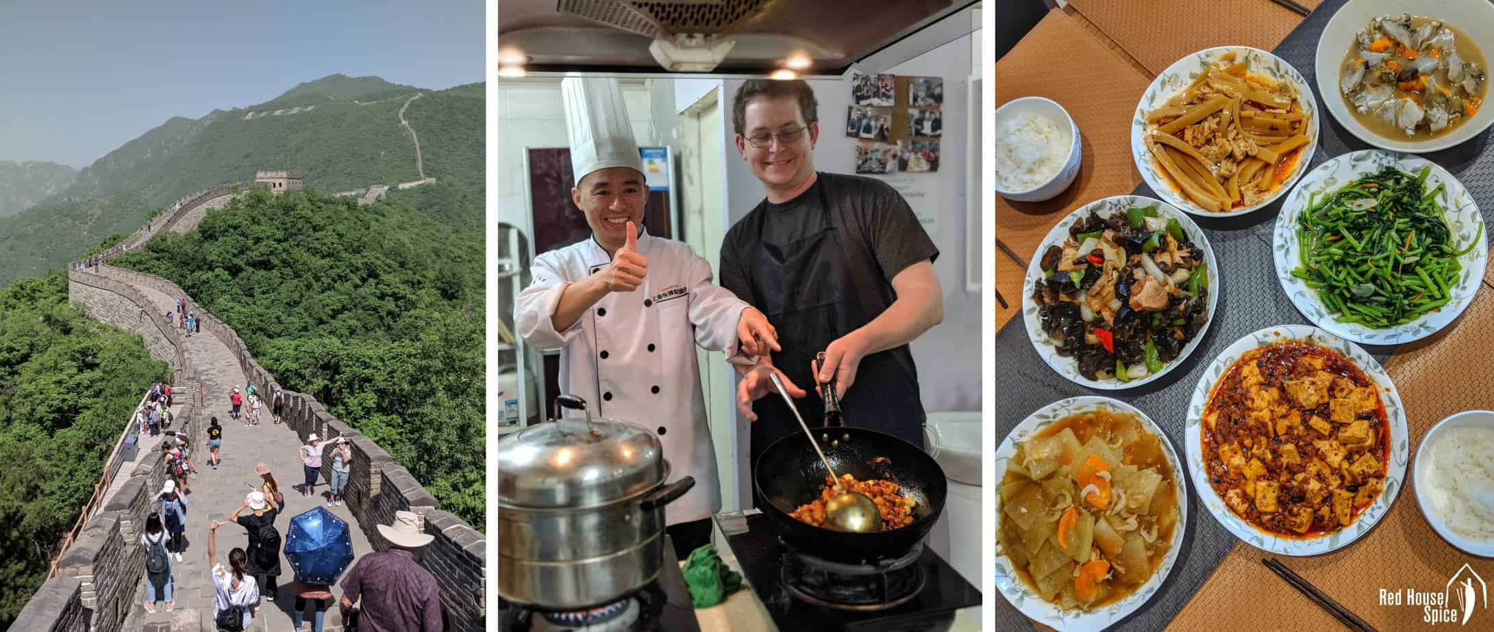 A fourteen dayculinary tour of China, with anenthusiastic native Chinese food blogger, exploringsome of China's most diverse gastronomic traditions andculture.