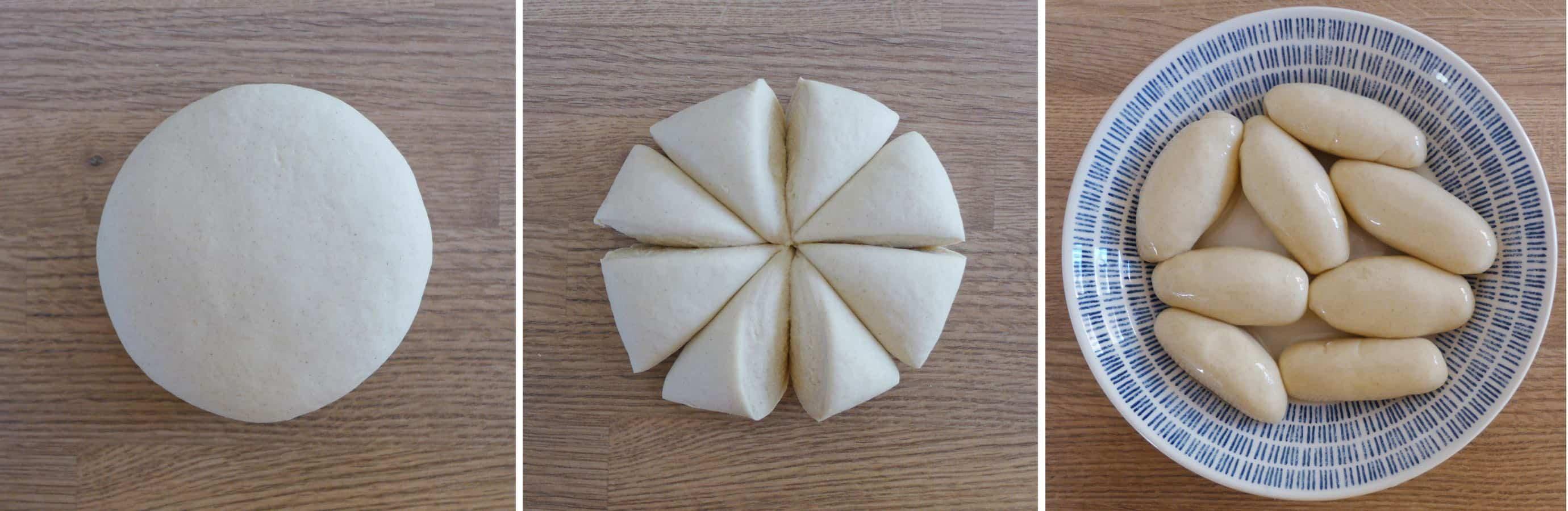 Dough for making Biang Biang Noodles