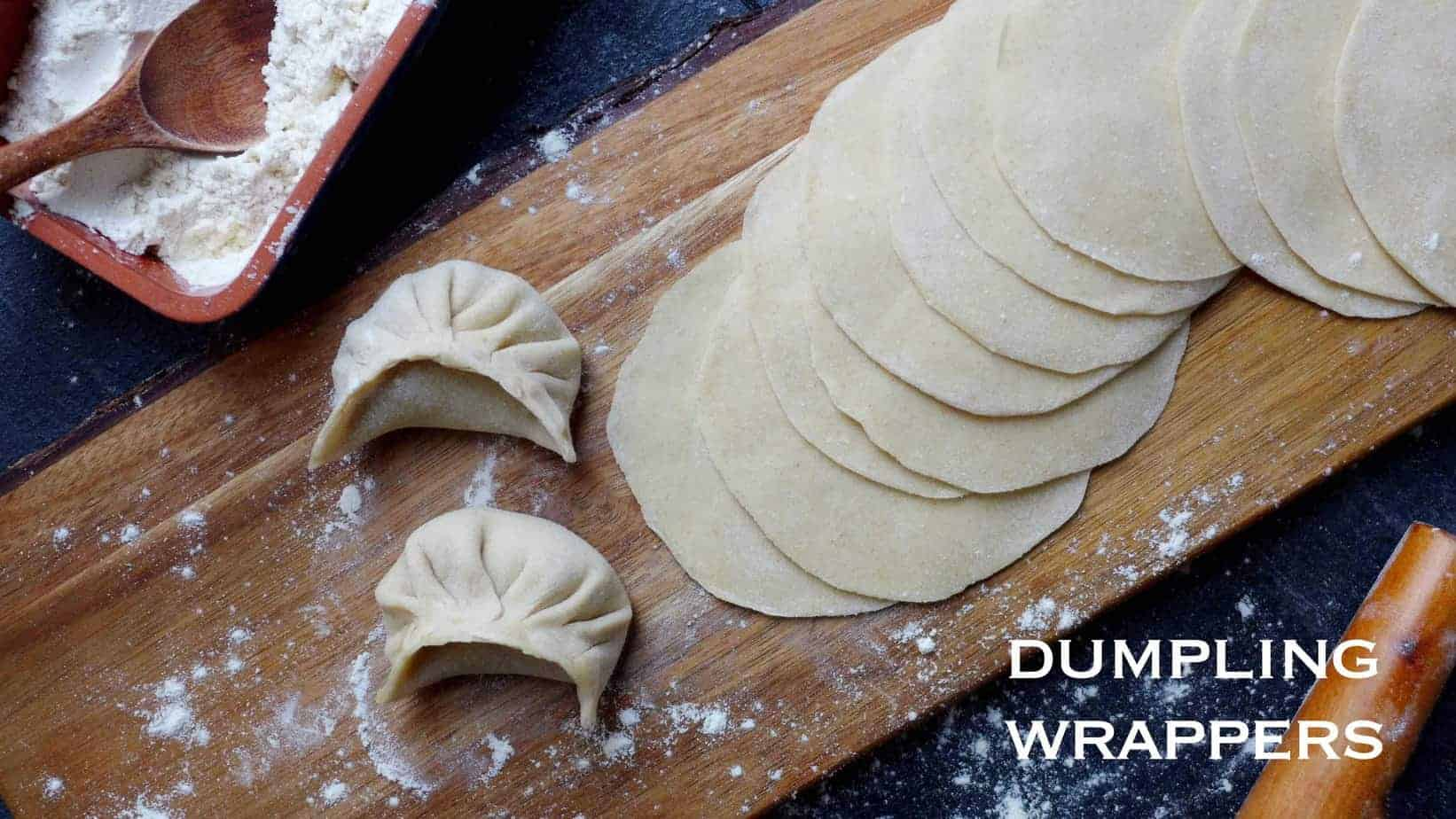 Homemade Dumpling Wrappers Ultimate Dumpling Guide Part 1 Red House Spice