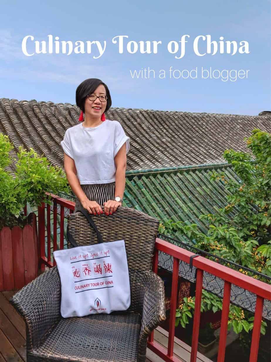Culinary Tour of China with food blogger Wei