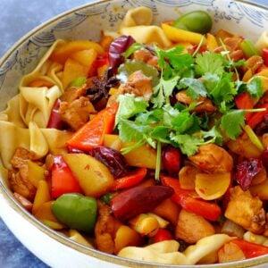 Xinjiang Big Plate Chicken