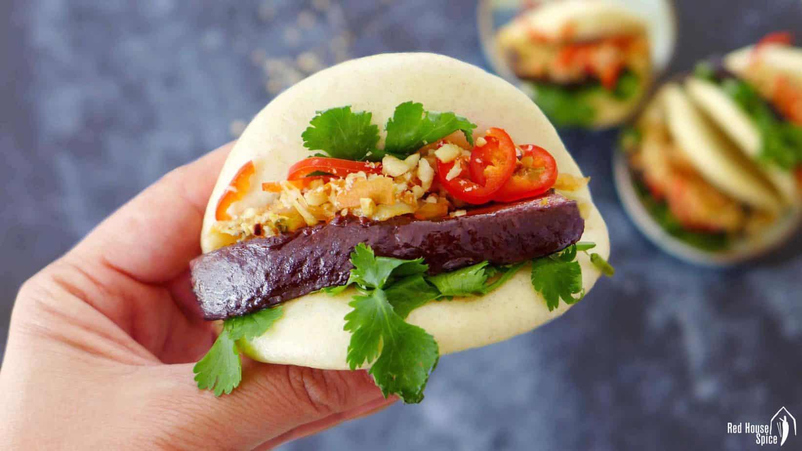 A Gua Bao, pork belly bun