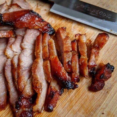 Easy Char Siu Chinese Bbq Pork ŏ‰çƒ§ Red House Spice