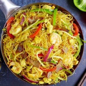Singapore Rice Noodles
